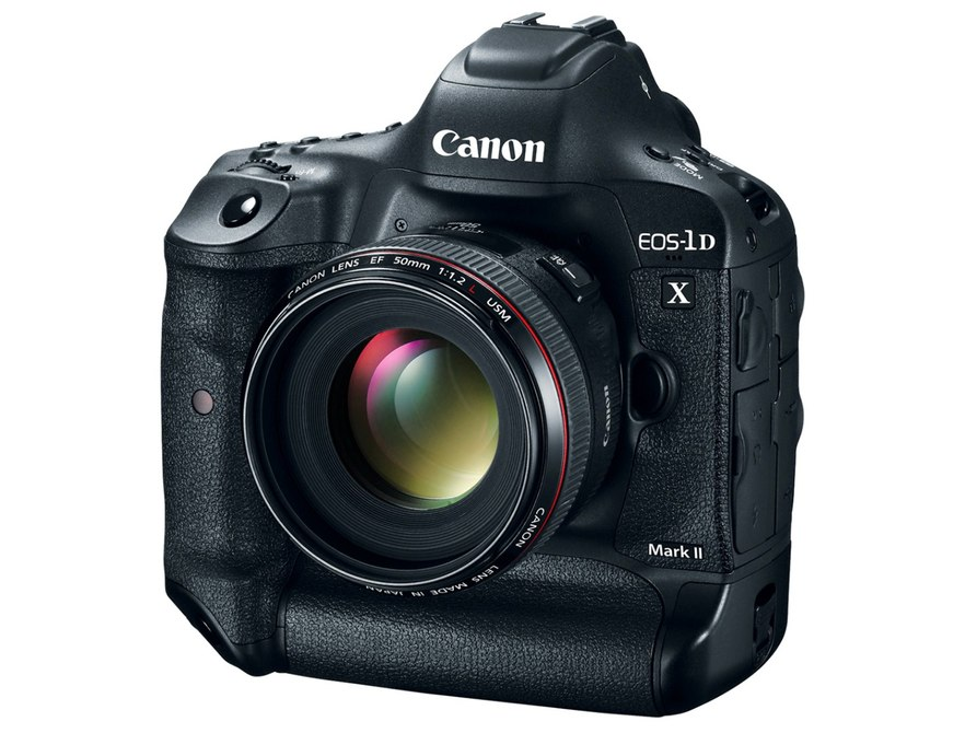 Canon announces flagship EOS-1DX Mark 11 full frame digital DSLR ...