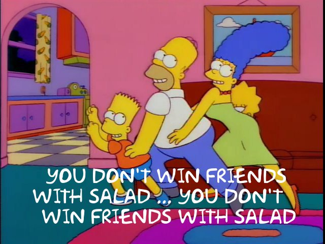 simpsons+salad