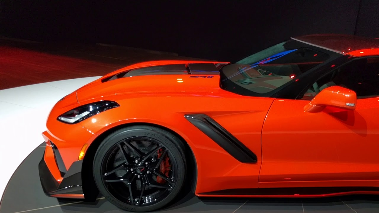 2019 Corvette ZR1: Return of the King - Pigs Fly Newspaper