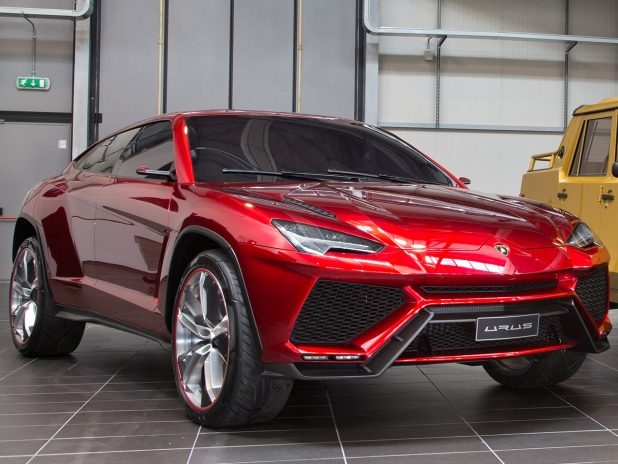 lamborghini just unleashed the fastest suv in the world pigs fly newspaper. Black Bedroom Furniture Sets. Home Design Ideas