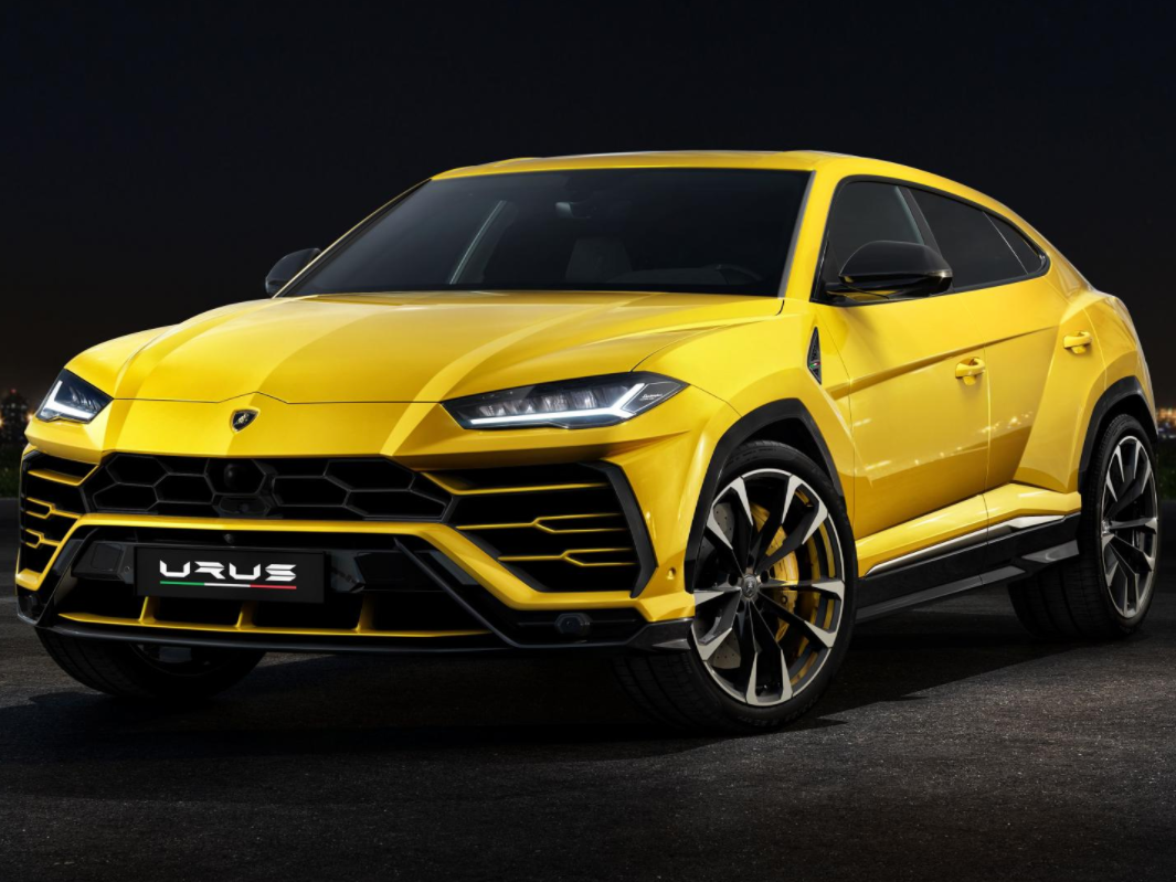 lamborghini just unleashed the fastest suv in the world
