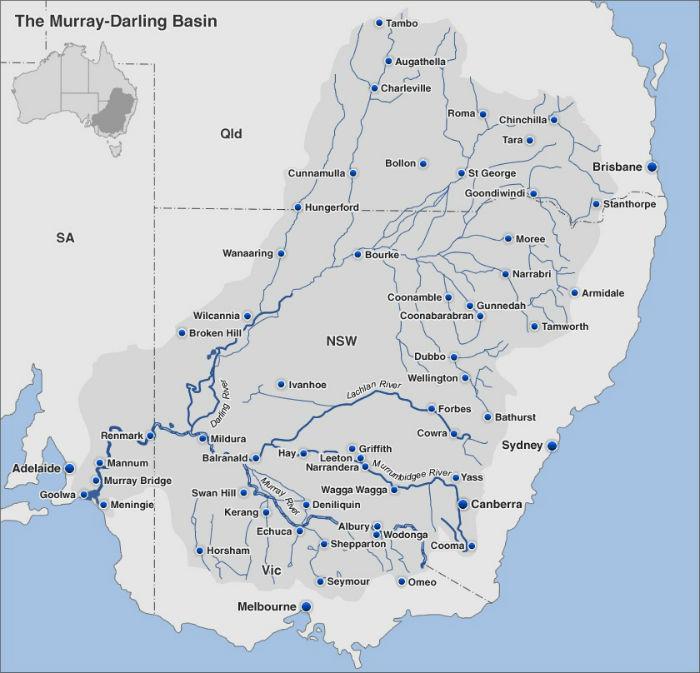 Map Of Australia Great Artesian Basin.Murray Darling Great Artesian Basin Are Dying Pigs Fly Newspaper